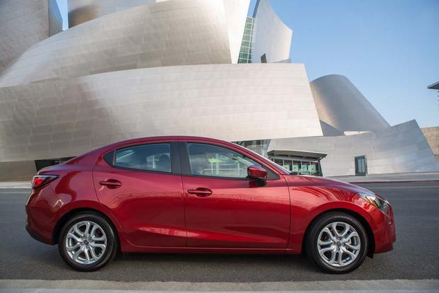 2016 Scion iA: Real World Review featured image large thumb1