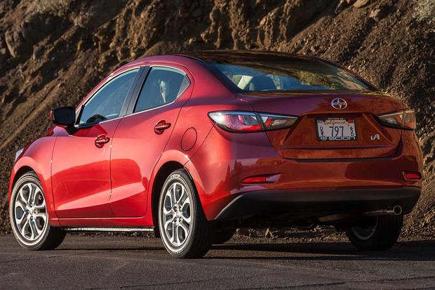 2016 Scion iA: Real World Review featured image large thumb2