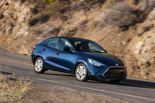 2016 Scion iA: Real World Review featured image large thumb3