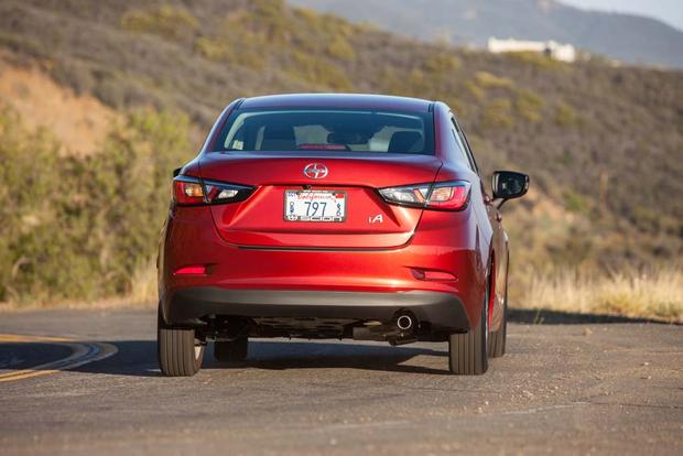 2016 Scion iA: Real World Review featured image large thumb6