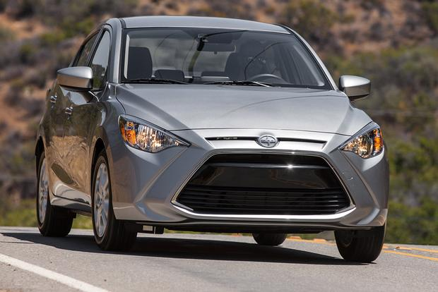 2016 Scion iA: First Drive Review featured image large thumb1