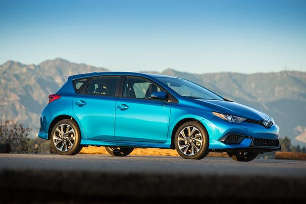 2016 Scion iM: New Car Review