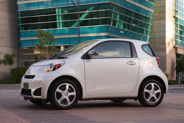 2013 Scion iQ: New Car Review featured image large thumb5