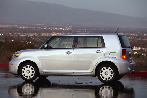 2008 Scion xB: Used Car Review featured image large thumb5