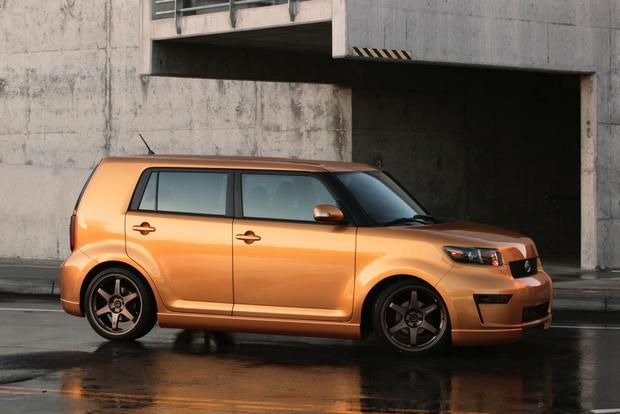 2008 Scion xB: Used Car Review featured image large thumb1