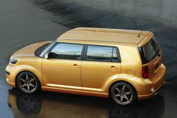 2008 Scion xB: Used Car Review featured image large thumb2