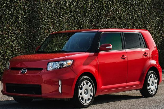 2013 Scion xB: New Car Review featured image large thumb0