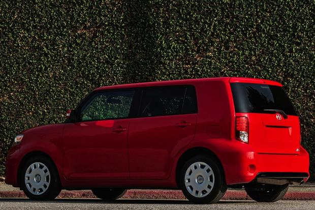 2013 Scion xB: New Car Review featured image large thumb2