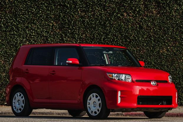 2013 Scion xB: New Car Review featured image large thumb6