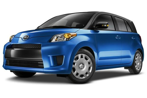 2014 Scion xD: New Car Review featured image large thumb0