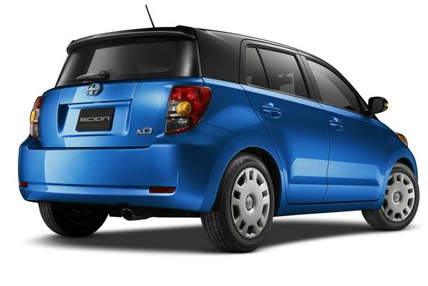 2014 Scion xD: New Car Review featured image large thumb1