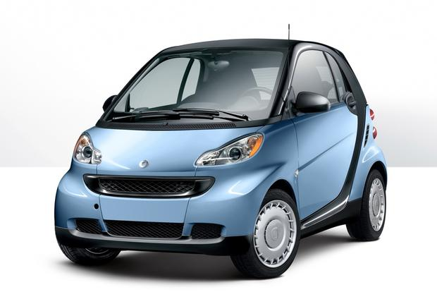 2013 Smart Fortwo: New Car Review featured image large thumb2