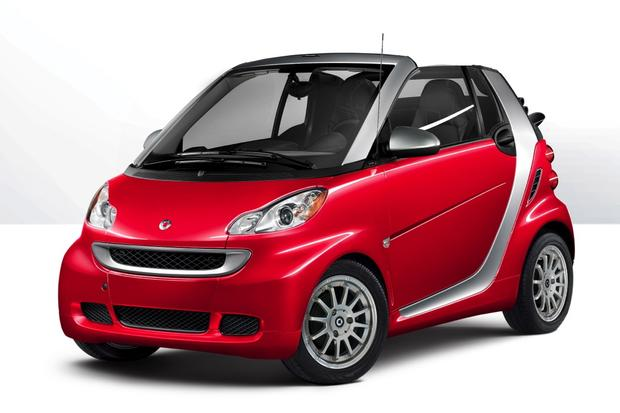 2013 Smart Fortwo: New Car Review featured image large thumb4