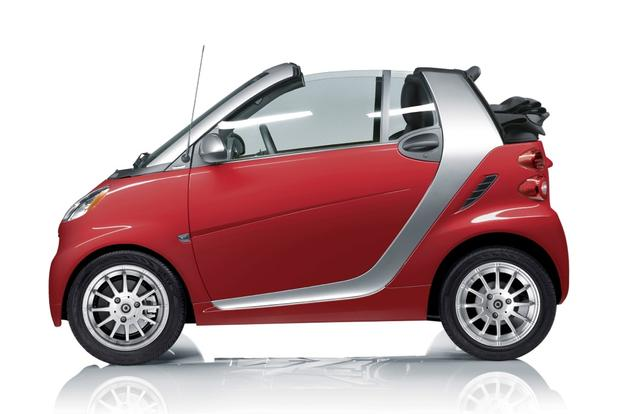 2013 Smart Fortwo: New Car Review featured image large thumb5