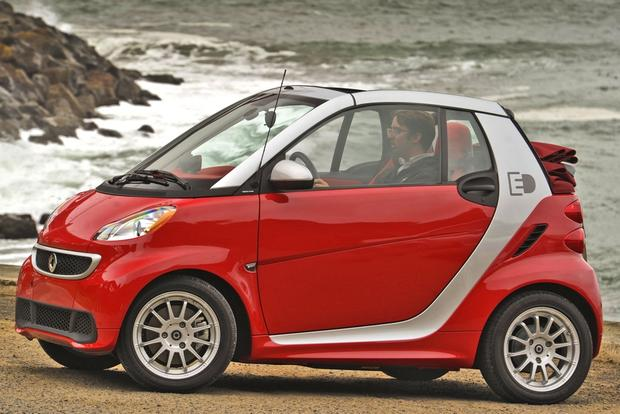 2014 smart fortwo: New Car Review featured image large thumb0