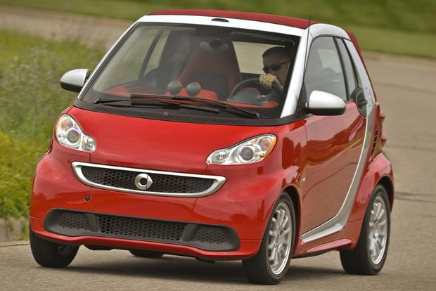 2014 smart fortwo: New Car Review - Autotrader
