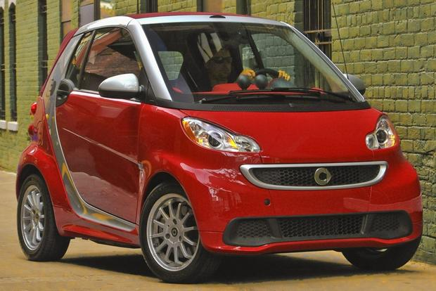 2015 smart fortwo: New Car Review featured image large thumb1