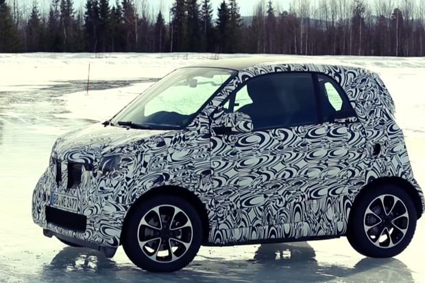 Next-Generation smart fortwo Teased in New Video featured image large thumb1