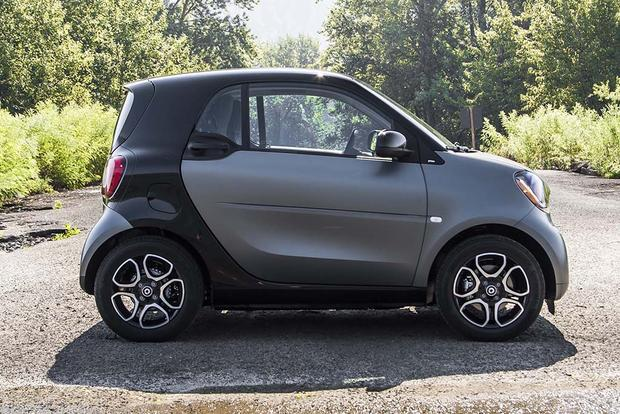 2015 Vs 2016 Smart Fortwo What S The Difference Autotrader