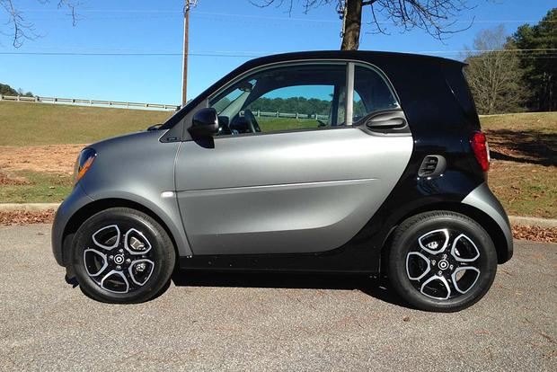 2016 smart fortwo: Real World Review - Autotrader