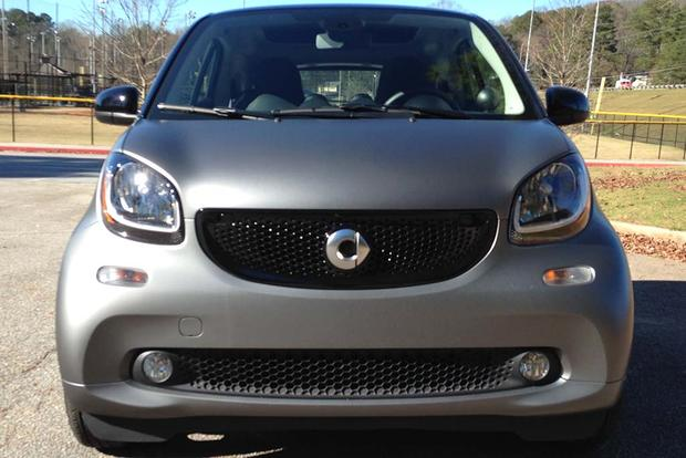 2016 smart fortwo: Real World Review