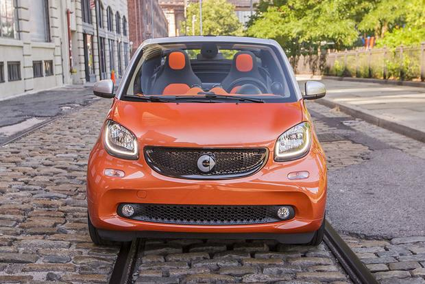 2017 smart fortwo: New Car Review