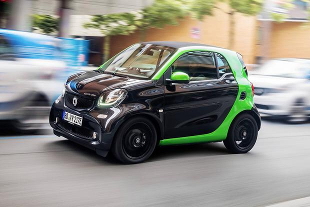 2017 Smart Fortwo Electric Drive First Drive Review Autotrader