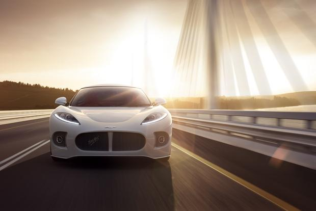 Spyker V6 Venator Spyder Concept Debuts in Pebble Beach featured image large thumb0