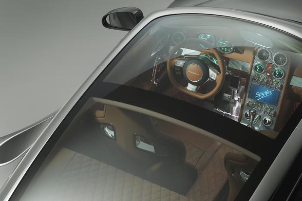 Spyker V6 Venator Spyder Concept Debuts in Pebble Beach featured image large thumb3