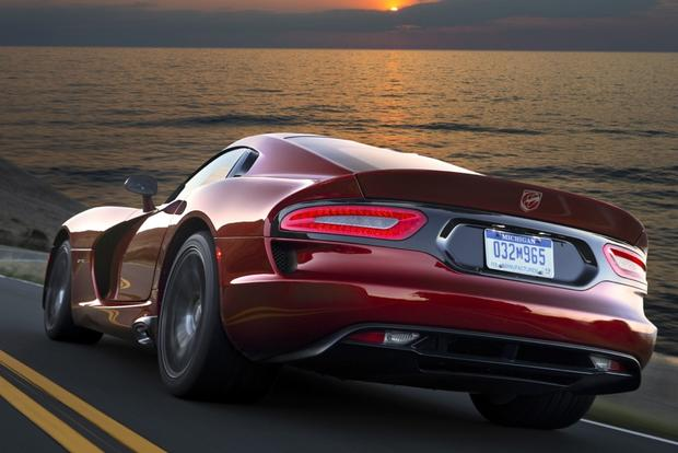 2014 SRT Viper: New Car Review featured image large thumb0