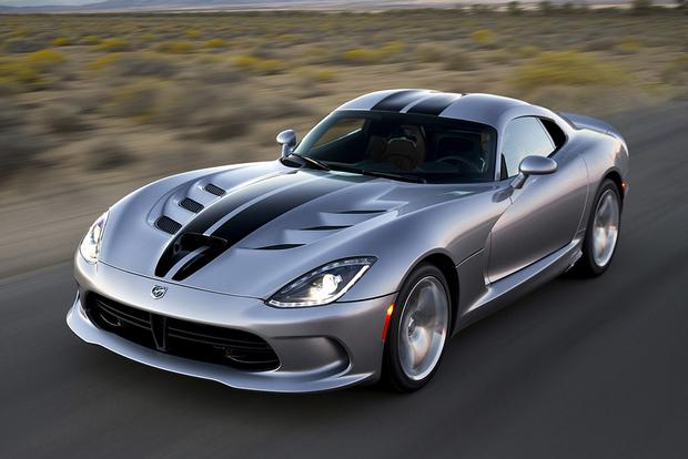 2015 Dodge Viper SRT: New Car Review featured image large thumb1