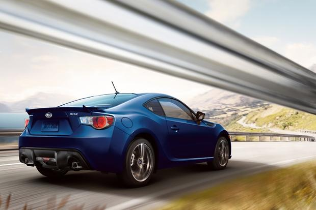2013 Subaru BRZ: New Car Review featured image large thumb0