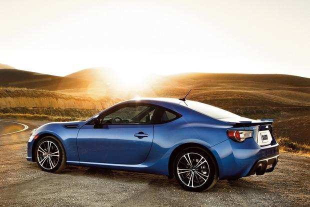 2013 Subaru BRZ: New Car Review featured image large thumb1