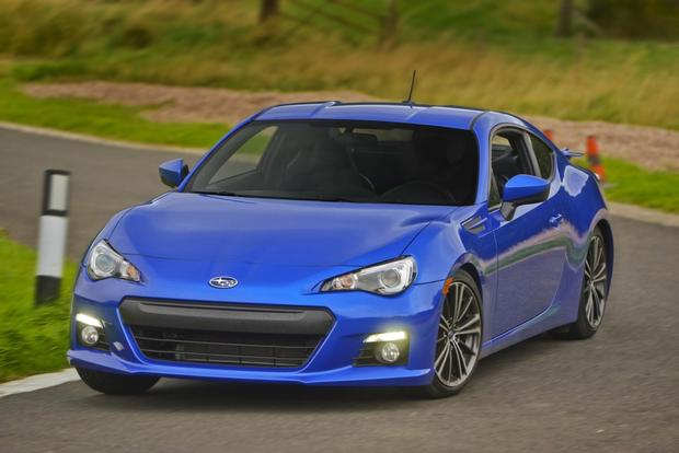2013 Subaru BRZ: New Car Review featured image large thumb2