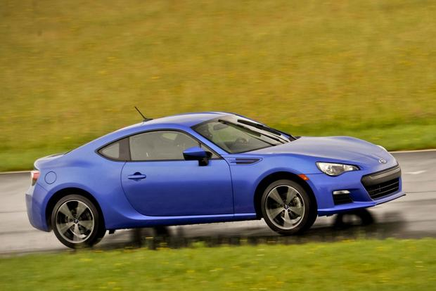 2013 Subaru BRZ: New Car Review featured image large thumb3