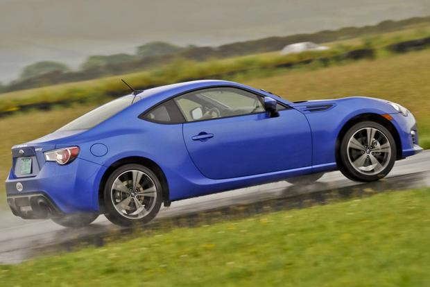 2013 Subaru BRZ: New Car Review featured image large thumb4