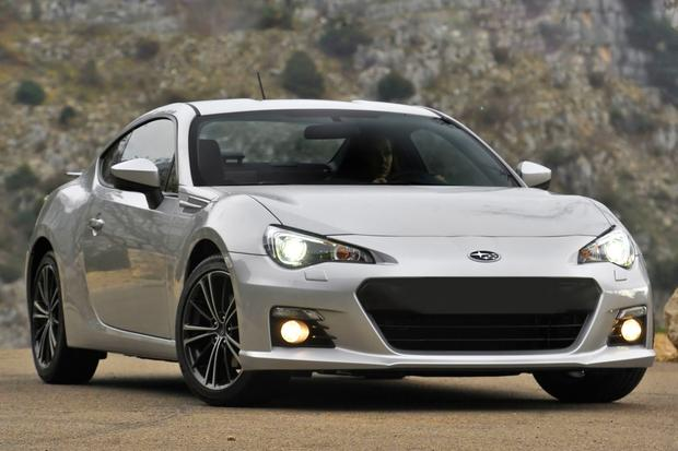 Captivating 2014 Subaru BRZ: New Car Review Featured Image Large Thumb0
