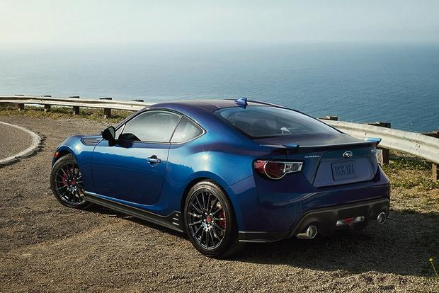 2015 subaru brz new car review autotrader. Black Bedroom Furniture Sets. Home Design Ideas