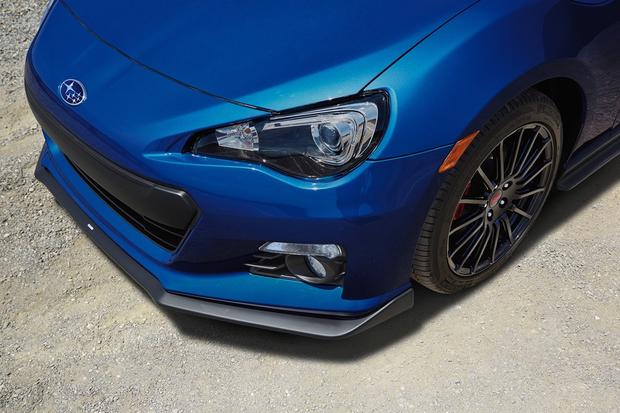 2015 Subaru BRZ: New Car Review featured image large thumb2