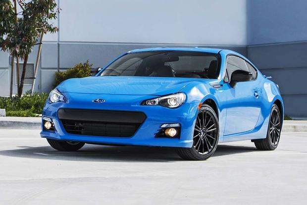 2016 Subaru BRZ: New Car Review