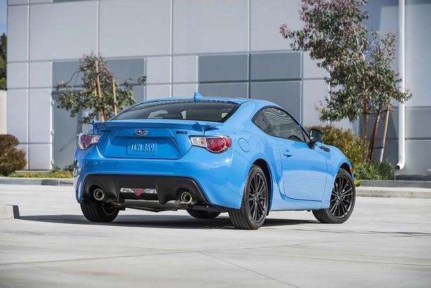 2016 Subaru Brz New Car Review Autotrader