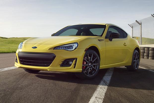 2017 Subaru BRZ: New Car Review - Autotrader