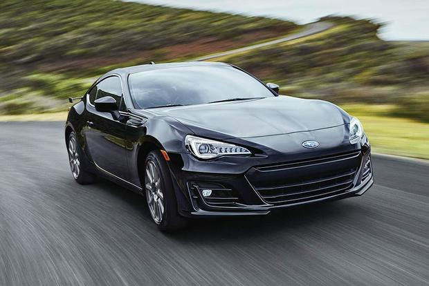 2018 Subaru BRZ: New Car Review Featured Image Large Thumb0