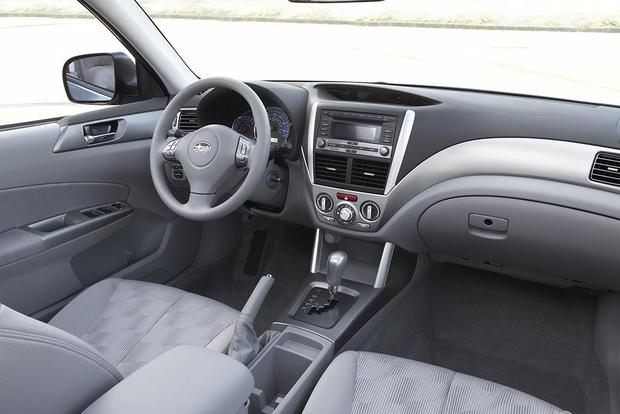 2010 Subaru Forester: Used Car Review featured image large thumb3