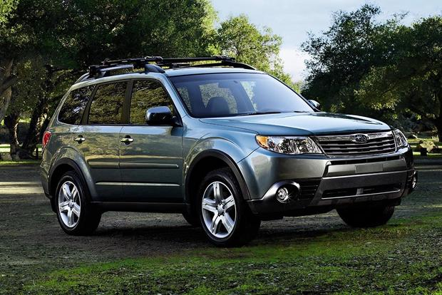Used Subaru Forester Near Me >> 2009 Subaru Forester Used Car Review Autotrader