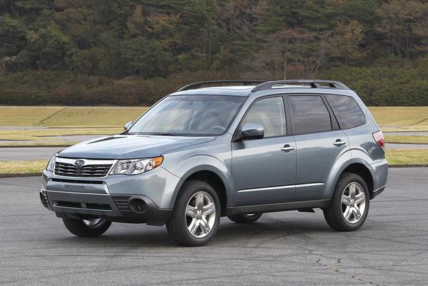 2010 Subaru Forester: Used Car Review - Autotrader