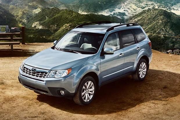 2011 Subaru Forester: Used Car Review featured image large thumb0