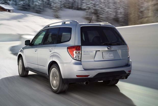 2011 Subaru Forester: Used Car Review featured image large thumb6