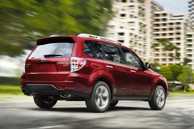 2012 Subaru Forester: Used Car Review featured image large thumb4