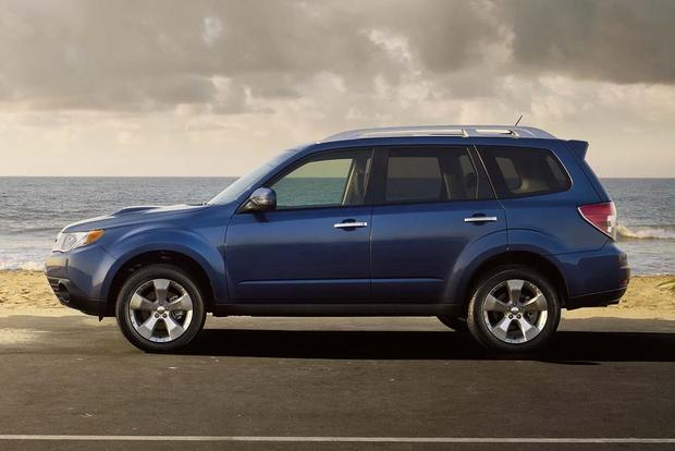 2012 Subaru Forester: Used Car Review